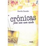 Livro - Cronicas para uma Nova Escola