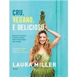 Livro - Cru. Vegano. e Delicioso