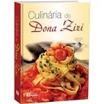 Livro - Culinária de Dona Zizi