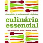 Livro - Culinária Essencial