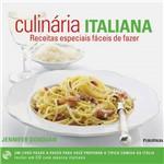 Livro - Culinária Italiana - Receitas Especiais Fáceis de Fazer