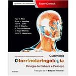 Livro - Cummings Otorrinolaringologia
