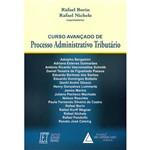Livro - Curso Avançado de Processo Administrativo Tributário