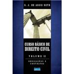 Livro - Curso Básico de Direito Civil - Volume II