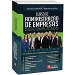 Livro - Curso de Administração de Empresa Descomplicado