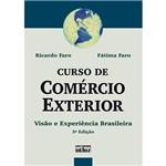 Livro - Curso de Comércio Exterior - Visão e Experiência Brasileira