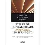 Livro - Curso de Contabilidade Avançada em IFRS e CPC