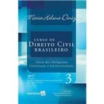 Livro - Curso de Direito Civil Brasileiro 3: Teoria das Obrigações Contratuais e Extracontratuais