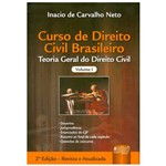 Livro - Curso de Direito Civil Brasileiro, V.1: Teoria Geral do Direito Civil