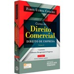 Livro - Curso de Direito Comercial: Direito de Empresa Empresa - Vol. 3