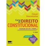 Livro - Curso de Direito Constitucional: Atualizado Até a EC N.77/2014