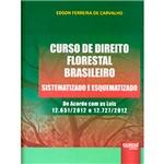 Livro - Curso de Direito Florestal Brasileiro: Sistematizado e Esquematizado