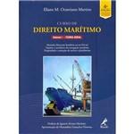 Livro - Curso de Direito Marítimo: Teoria Geral - Vol. 1