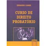 Livro - Curso de Direito Probatório