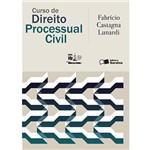 Livro - Curso de Direito Processual Civil (Série Idp)