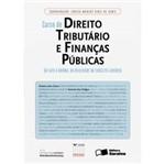Livro - Curso de Direito Tributário e Finanças Públicas - Série Metodologia & Ensino