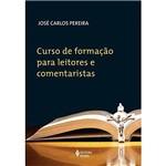 Livro - Curso de Formação para Leitores e Comentaristas