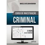 Livro - Curso de Investigação Criminal