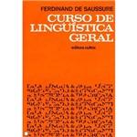 Livro - Curso de Linguistica Geral