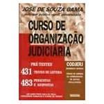 Livro - Curso de Organizaçao Judiciaria
