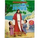 Livro da Bíblia em Adesivo a História de Jesus