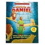 Livro da Bíblia em Adesivos a História de Daniel