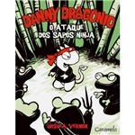 Livro - Danny Dragônio 2 - o Ataque dos Sapos Ninja