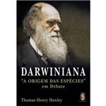 Livro - Darwiniana - a Origem das Espécies em Debate