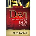 Livro - Davi - o Homem que Deus Achou