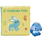 Livro de Banho e Mini Figura - o Coelhinho Fofo - Buba