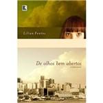 Livro - de Olhos Bem Abertos - Romance