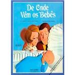 Livro - de Onde Vem os Bebes