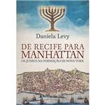 Livro - de Recife para Manhattan