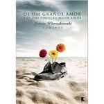 Livro - de um Grande Amor e de uma Perdição Maior Ainda