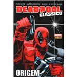 Livro - Deadpool Classico