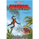 Livro - Deadpool - Meus Queridos Presidentes