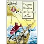 Livro - Debret em Viagem Histórica e Quadrinhesca