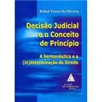 Livro - Decisão Judicial e o Conceito de Princípio