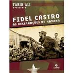 Livro - Declarações de Havana, as