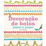 Livro - Decoraçao de Bolos: Passo a Passo