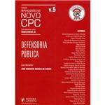 Livro - Defensoria Pública - Coleção Repercussões do Novo CPC - Vol. 5