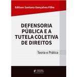 Livro - Defensoria Pública e a Tutela Coletiva de Direitos: Teoria e Prática (2016)