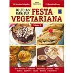 Livro - Delícias para Sua Festa Vegetariana - Vol. 3