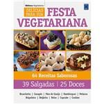 Livro - Delícias para Sua Festa Vegetariana