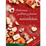 Livro - Deliciosas Galletas Y Pastas Navideñas