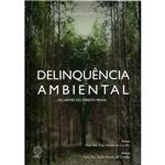 Livro - Delinquência Ambiental: os Limites do Direito Penal