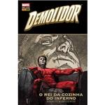 Livro - Demolidor: o Rei da Cozinha do Inferno