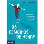 Livro - Demônios de Henry, os