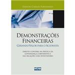 Livro - Demonstrações Financeiras - Gerando Valor para o Acionista