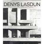 Livro - Denys Lasdun: Architecture, City And Landscape